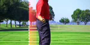 Early Extension Swing Characteristic
